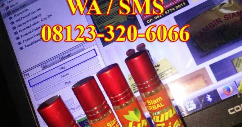 gambir siam kaskus wa sms 081233206066 tsel resiko