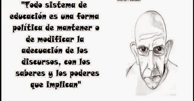 Desempoderamiento El Poder Michel Foucault