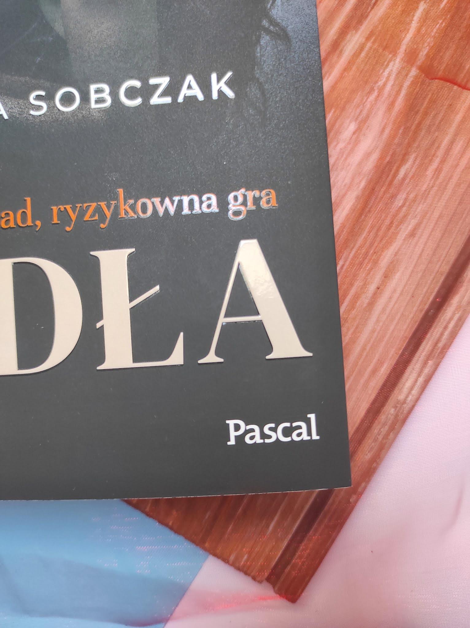 """Sidła"" Agata Sobczak - recenzja"