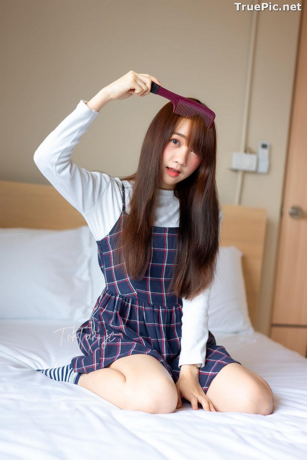 Image Thailand Model - Fenfern Aeryingsak - Cute School Girl - TruePic.net - Picture-3