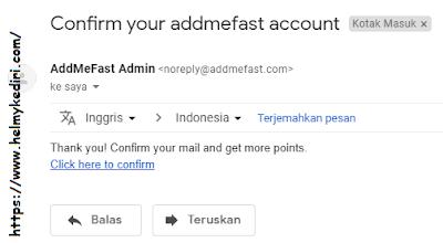 Cek Email