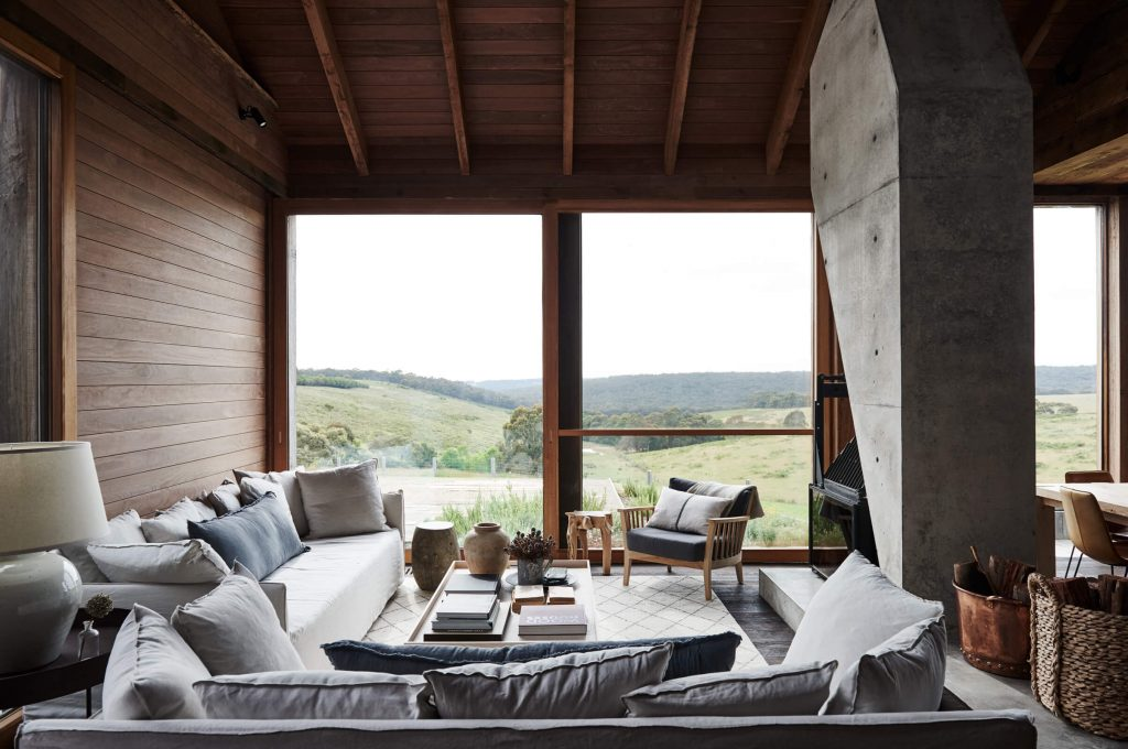 Great Stays: A Rustic Hideaway Surrounded by Rolling Hills