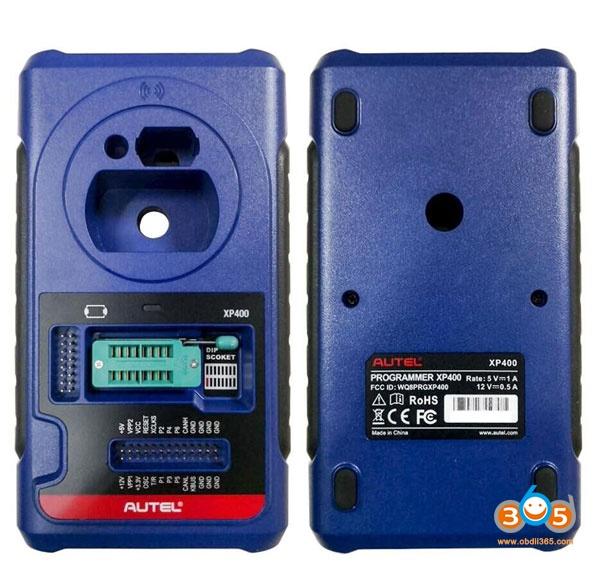 Autel-im608-xp400-программист