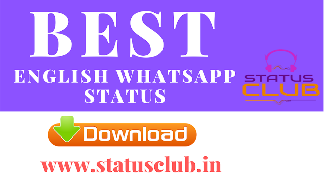 [Best] English Whatsapp Status Video Download | 2020