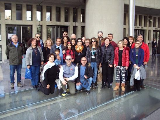 Το Εσπερινό Γενικό Λύκειο Ναυπλίου στο Μουσείο της Ακρόπολης και το Πλανητάριο