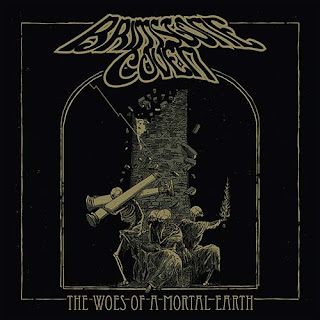 "Ο δίσκος των Brimstone Coven ""The Woes of a Mortal Earth"""