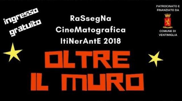 A Ventimiglia arriva il cinema all'aperto. Ed è gratis!
