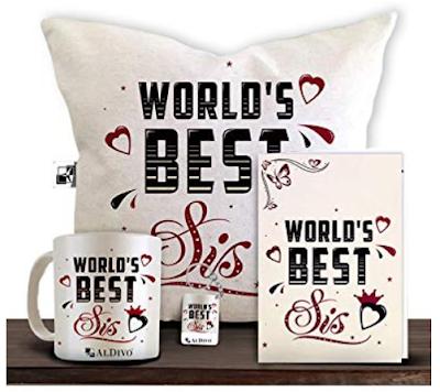 ALDIVO Combo Gift for Sister | Best Gift for Sister