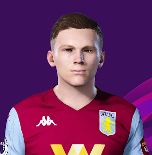 PES 2020 Faces Matt Target by Davidjm08