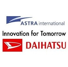 Logo PT Astra International - Daihatsu Sales Operation