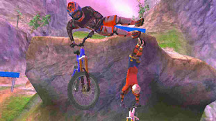 Kode Trik Freestyle Downhill Domination ps2