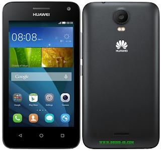 Tutorial Flashing Huawei Y3C (Y336-U02) Via PC