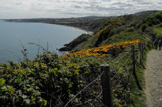 Dublin walks: Greystones to Bray cliff walk