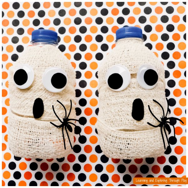 Bottle Ghost Craft