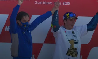 Joan Mir campeon MotoGP