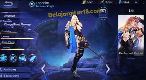 Lancelot mobile legend