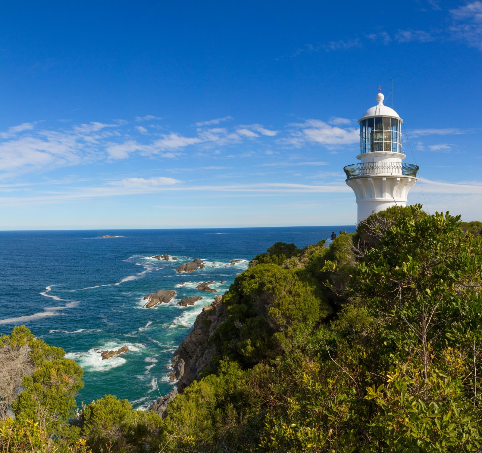 Blogger & Digital Nomad | Alison Hutchinson | Seal Rocks | Sugarloaf Lighthouse | Australia