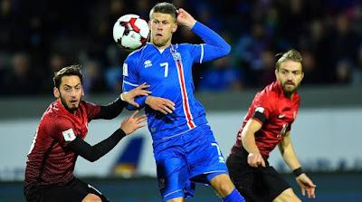 مشاهدة مباراة تركيا وأيسلندا