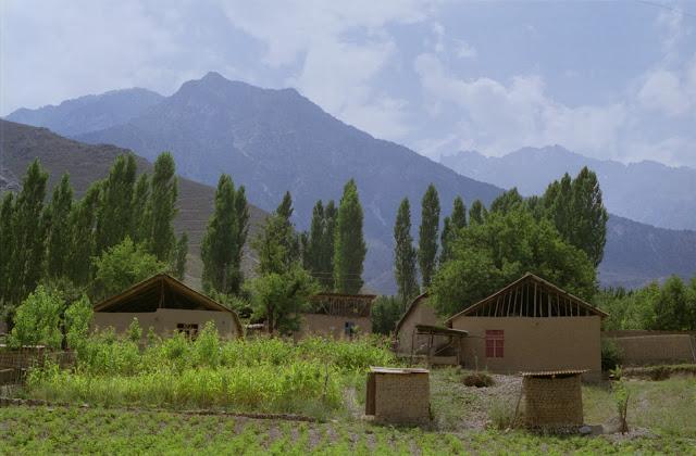 Ouzbékistan, Chakhimardan, © Louis Gigout, 1999
