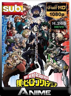 Boku no Hero Academia temporada 5 (01/??) Subtitulada [x265] HEVC HD [1080P][GoogleDrive] RijoHD