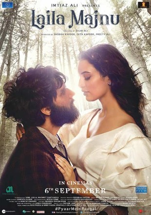 Laila Majnu 2018 Full Movie Download HDRip 480p 300Mb