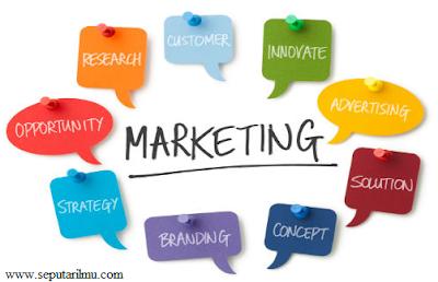Pengertian Manajemen Pemasaran Menurut Para Ahli di Dunia