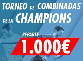 suertia gana 400 euros combinadas champions 18-19 septiembre