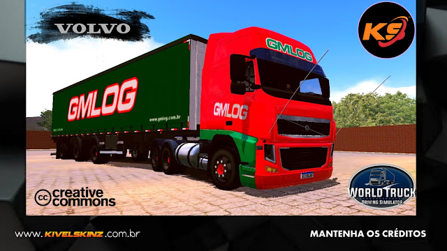 VOLVO FH09 - GMLOG
