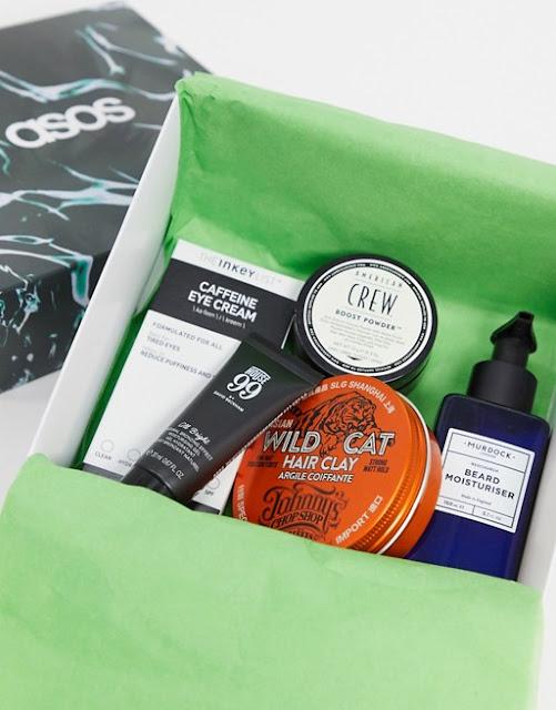 ASOS Grooming Box