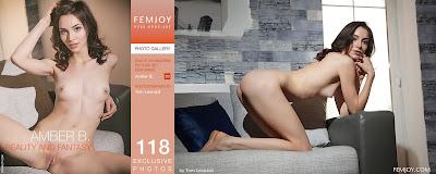 Amber B - FemJoy - Reality and Fantasy - Mar 11, 2016