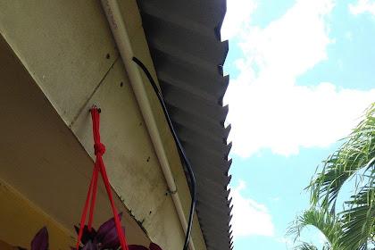 Tutorial memasang instalasi Sistem Fertigasi Hidroponik Tanaman Gantung