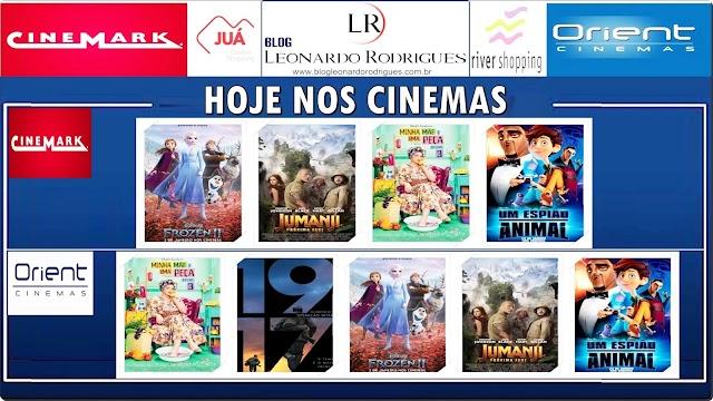 FILMES DA SEMANA - 23/01 A 29/01