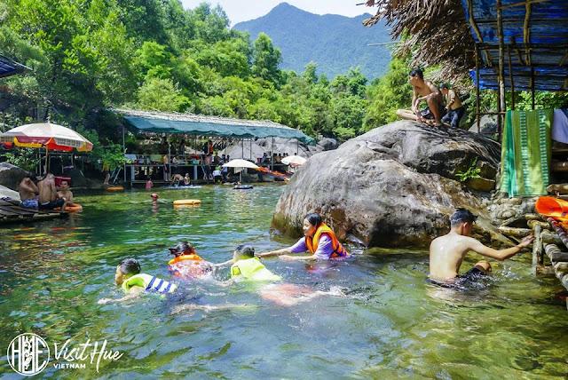 Những con suối đẹp tại Huế, Suối đẹp ở Huế, suoi hue dep