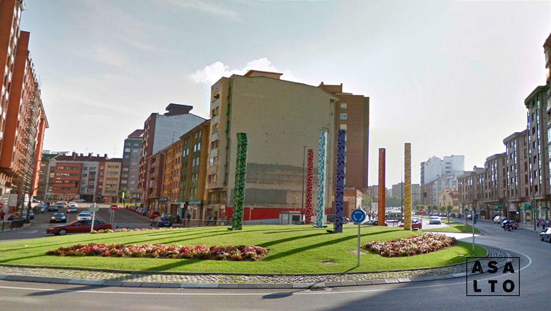 Convocatoria para proyecto de muralismo con residencia artística
