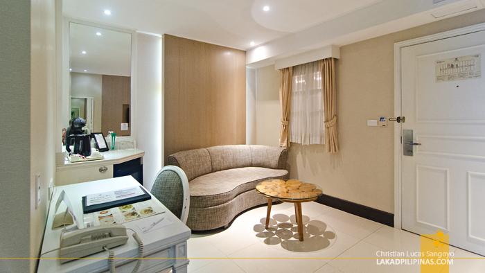 Windsor Suites Bangkok Sukhumvit Suite
