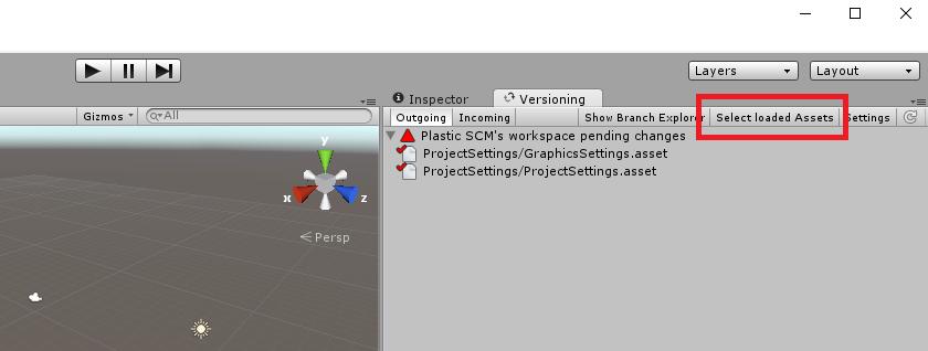 Plastic SCM blog: Unity3D version control plugin improvements
