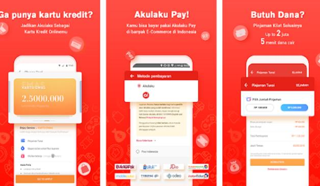 limit Kredit Akulaku Dan Cara  Mudah Pembayaran Kredit Akulaku