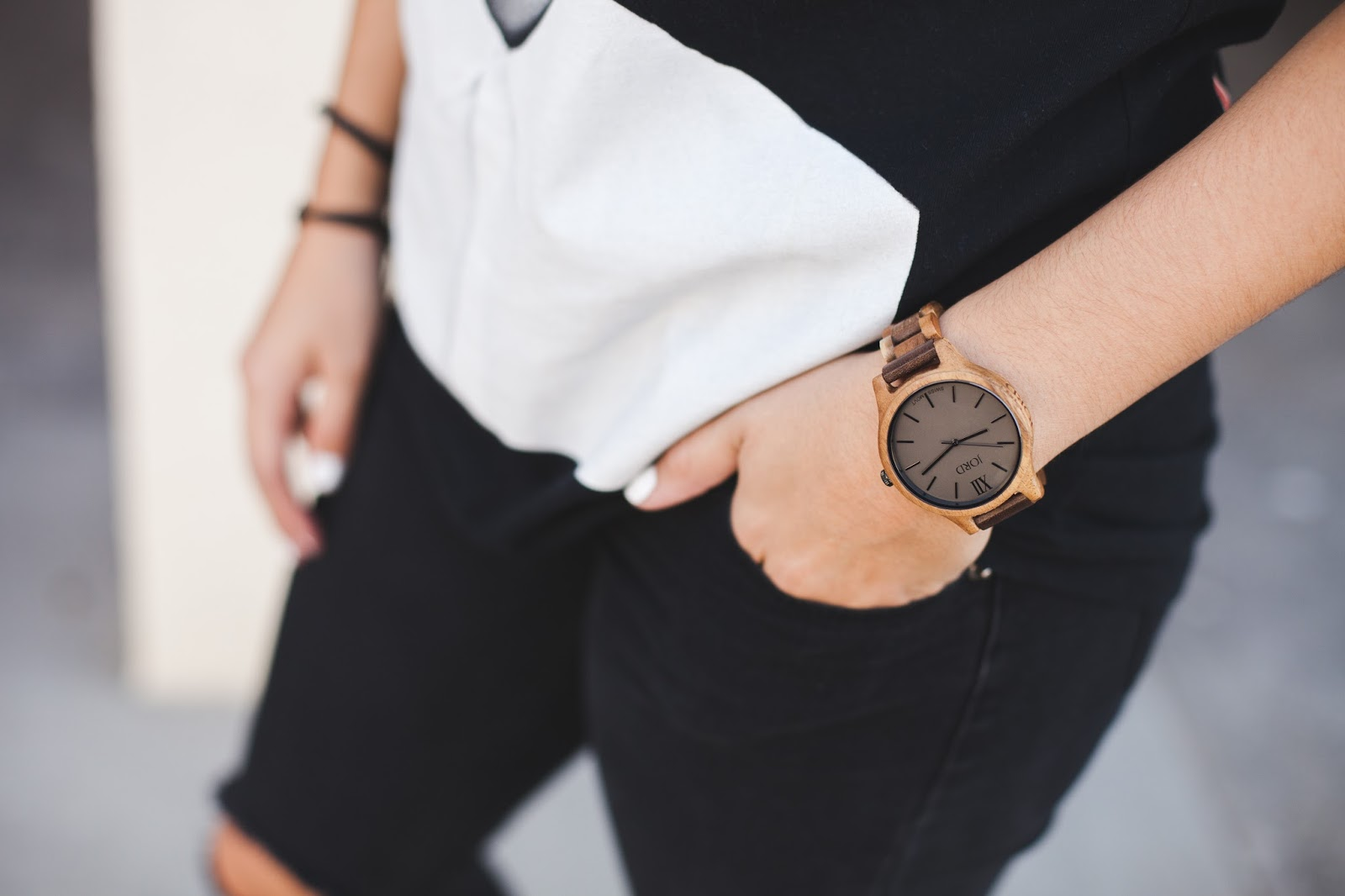 Unique Wooden Watch | JORD