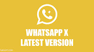 Download WhatsApp X v0.9.8D Latest Version Android