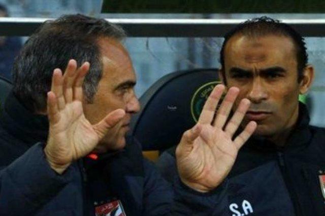 لاسارتى يشكو سيد عبد الحفيظ للخطيب ... تعرف على السبب
