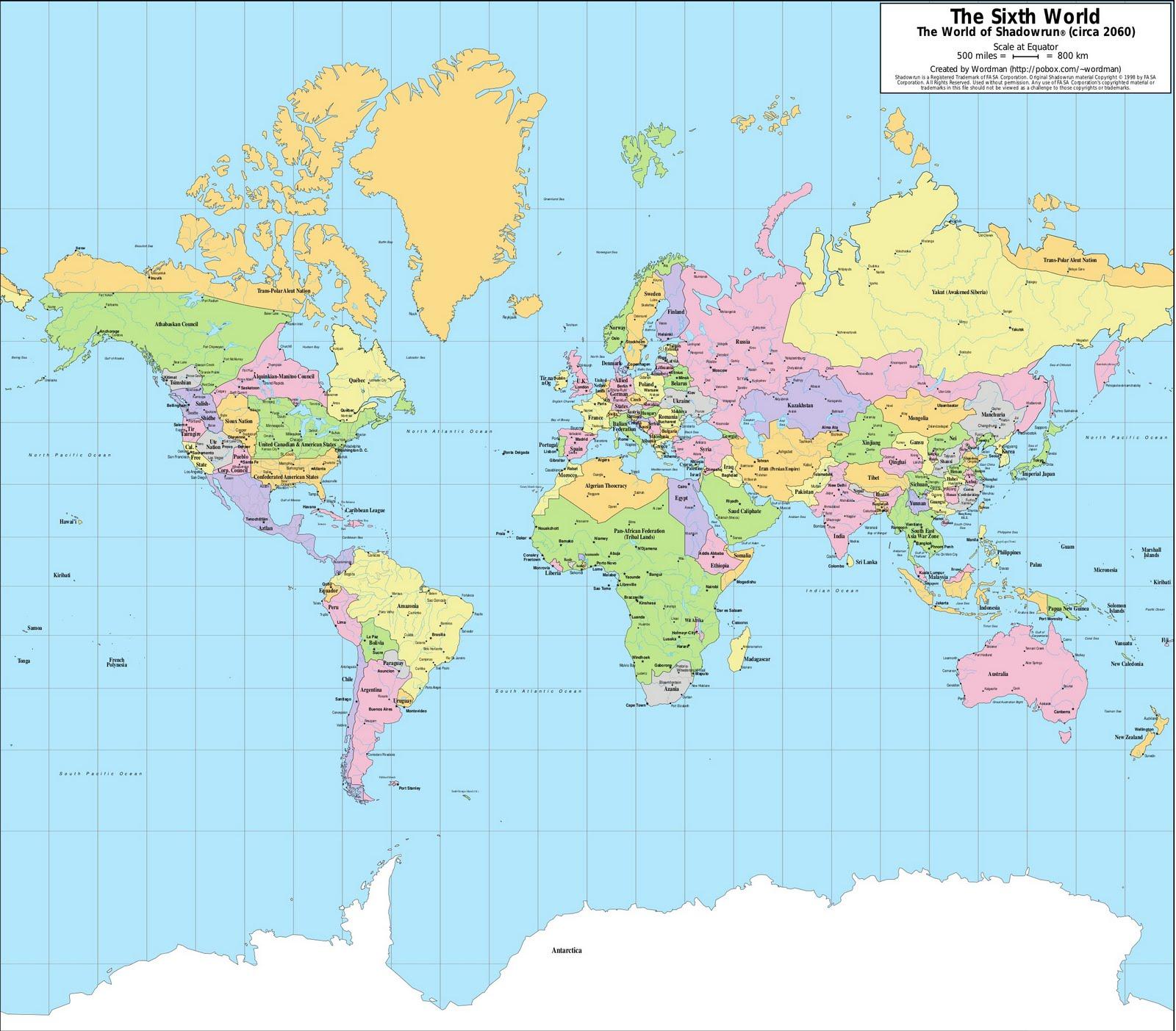 Best World Map Dumpshock Forums
