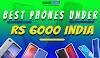 5 best phones under 6000 in India (October 2019 must-buy list)