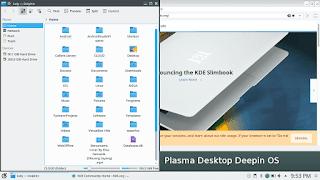 Daftar Desktop Environment Alternatif Untuk Mempercantik Tampilan Deepin OS