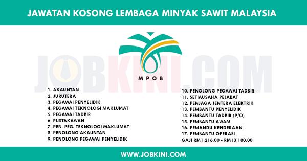 Lembaga Minyak Sawit Malaysia