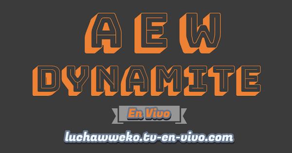 Ver AEW Dynamite 11 de marzo del 2020 en vivo y español online Gratis