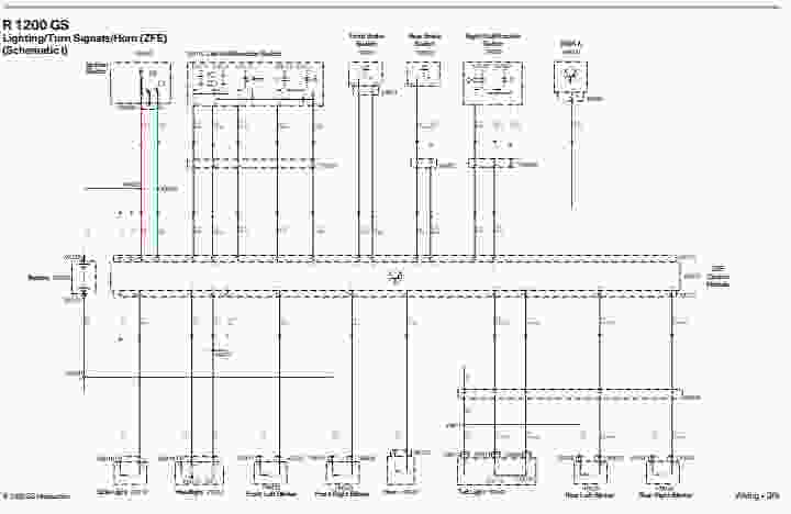Bmw R1200gs Wiring Diagram