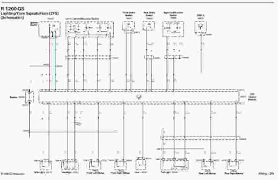 Bmw R1200gs Wiring Diagram on triple light switch