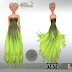 FLOWER DREAMS - FAIRY TALE GREEN / THIRDLIFE EXCLUSIVE GIFT