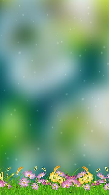 Flowers Wallpaper iPhone 8