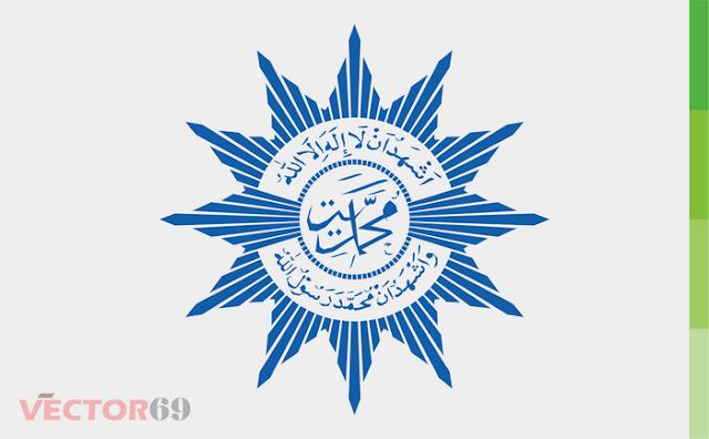 Logo Muhammadiyah - Download Vector File CDR (CorelDraw) X4